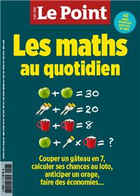 Le Point HS  Education n° 7 - Les maths au quotidien