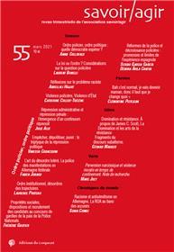 Revue Savoir/Agir n° 55