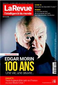 La Revue n° 93 : Edgar Morin - Mai 2021