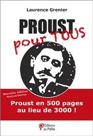 Proust pour tous - nouvelle édition anniversaire
