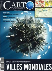 Carto n°65 Villes mondiales