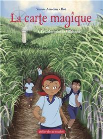 La carte magique tome 3 Le Labyrinthe de Villebague