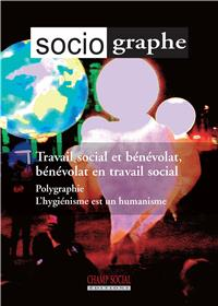 Le Sociographe n°73. Travail social  et bénévolat, bénévolat en travail social
