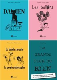 Opé Les ballons + La dinde + Damien + Grande peur gratuit