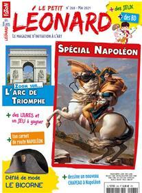 Le Petit Léonard n°268 - Napoléon - Mai 2021