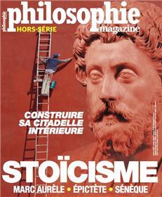 Philosophie magazine HS 49 Stoïcisme : Marc Aurèle, Epictète, Sénèque - Printemps/Ete 2021