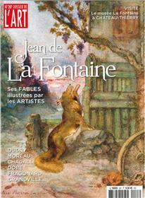 Dossier de l´Art n°287 - La fontaine illustrée au fil des siècles - Avril 2021