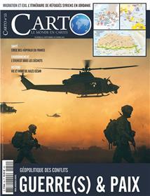 Carto N°55  Guerre (s) et paix - septembre/octobre 2019