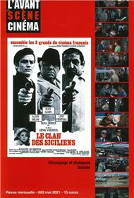 L´Avant Scène Cinéma n°683 : Le clan des Siciliens - mai 2021