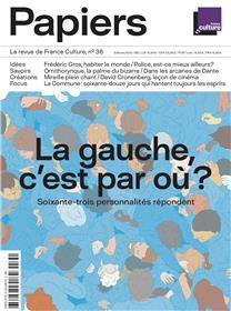 Papiers, la revue de France Culture, n°36