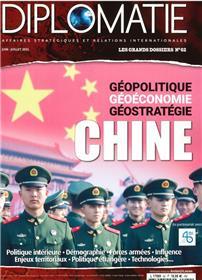 Diplomatie GD n°62 : Chine - Juillet/Août 2021