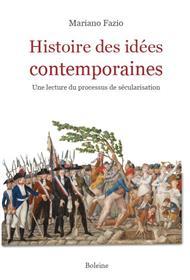 Histoire des idées contemporaines