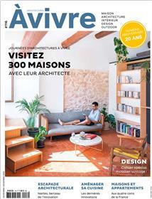 Architectures à vivre n°116 : 300 maisons avec leurs architectes - Novembre 2020