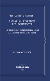 Histoires d´Esther, Genèse et évolution des Purimshpiln