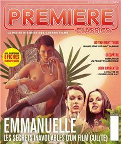 Première Classics n°16 - Emmanuelle : les secrets inavouables d'un film cul(te) - Juillet 2021