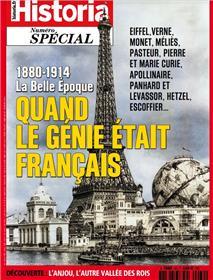 Historia spécial HS n°60 : Quand le génie était français - Juillet/Août 2021