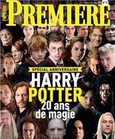 Première HS n°15 : Harry Potter, 20 ans de magie - Juillet/Août 2021