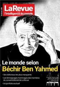 La Revue N° 94 : le monde selon Béchir Ben Yahmed - Juillet 2021
