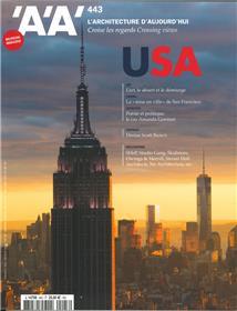L´Architecture d´aujourd´hui AA n°443 : Etats-Unis - Juin 2021