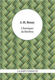 Chroniques du Bambou