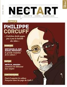 Nectart # 13 Philippe Corcuff - Juin 2021