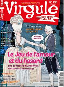 Virgule n°195 - Marivaux - Mai 2021