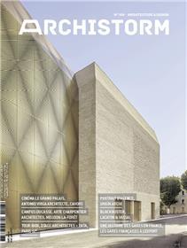 Archistorm n°108 - Mai 2021