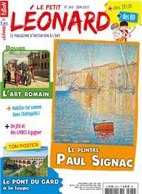 Le Petit Léonard n° 269 - Paul Signac - juin 2021
