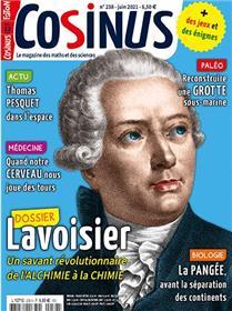 Cosinus n° 238 - Lavoisier - juin 2021
