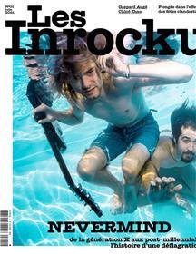 Les Inrockuptibles : Nevermind - Juin 2021