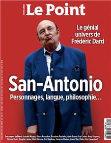 HS Le Point : Frédéric Dard - Avril 2021