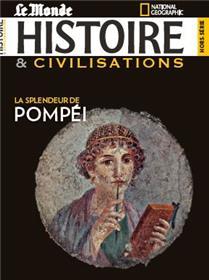Histoire & Civilisation HS n°14 - La splendeur de Pompéi - Avril 2021
