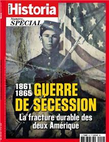 Historia spécial HS n°59 : Guerre de Sécession - mai/juin 2021