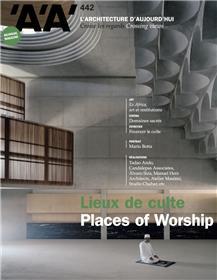 L´Architecture d´aujourd´hui AA n°442 Lieux de culte