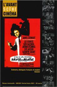 L´Avant-Scène Cinéma N°680/81 - Autopsie d´un meurtre - Février/Mars 2021