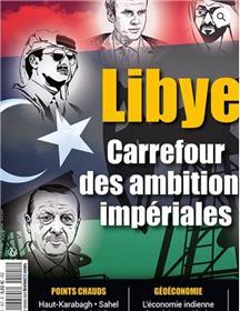 Diplomatie N°107 -  Libye -décembre 2020/janvier 2021
