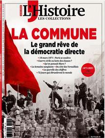 Les collections de l´Histoire HS N°90 - La Commune - janvier/février/mars 2021