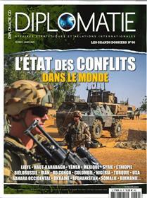 Diplomatie GD N°60  - Etat des conflits dans le monde février/mars 2021