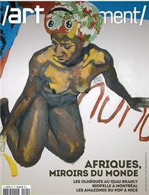Art absolument n°95 - Afriques, miroirs du monde - Janvier 2021