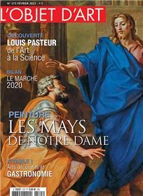 L´Objet d´Art n°575 - Les Mays de Notre Dame - Février 2021