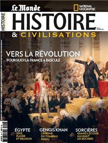 Histoire & Civilisations n°69 - Révolution : pourquoi la France a basculé ? Février 2021