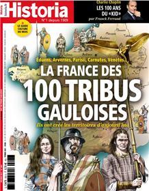 Historia mensuel n°890 - La France des 100 tribus gauloises - Février 2021