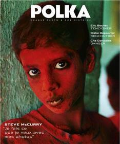 Polka N°52 Steve McCurry Printemps 2021