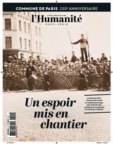 L'Humanité HS N° 15  : Commune de paris  150 e anniversaire - mars 2021