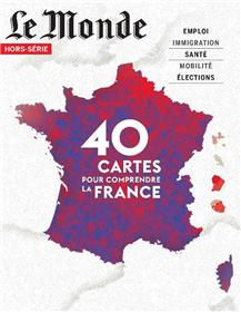 Le Monde HS N°70 La France en cartes