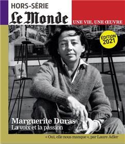 Le Monde HS Une vie/une oeuvre N°47 Marguerite Duras -  Février 2021