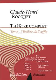 Theâtre Complet - T3