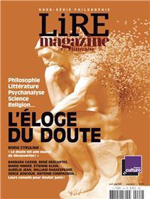 Lire magazine littéraire HS N° 2 - L'éloge du doute - Mars 2021