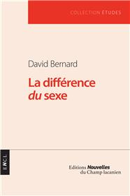 La différence du sexe