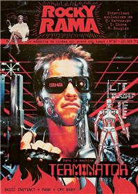 Rockyrama n°30 - Dans la machine Terminator - Mars 2021